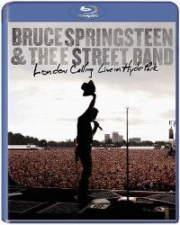 Cover Bruce Springsteen & The E Street Band - London Calling - Live In Hyde Park [DVD]